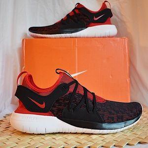 NEW Nike Men's Flex Contact 3 (Black/Red)